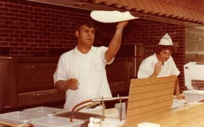 Swirling for 60 years: Legendary Grotto Pizza celebrates anniversary