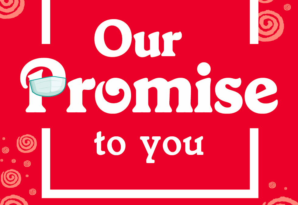 The Grotto Pizza Promise