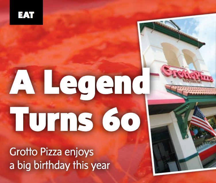 A Legend Turns 60 | Out and About