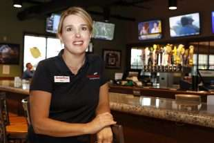 Kelly Everman, Grotto Pizza Middletown