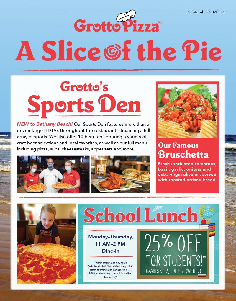 Slice of the Pie